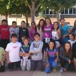 Foto de grupo participantes