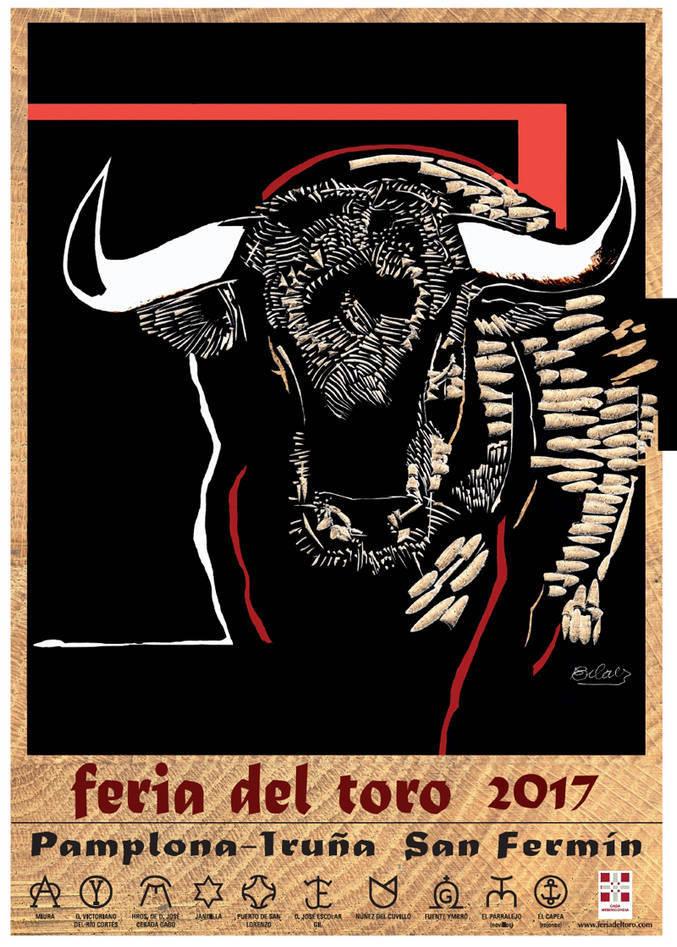 CARTEL FERIA DEL TORO 2017