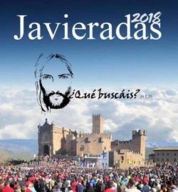 cartel javieradas 2018 (imagen de Castillo de Javier)