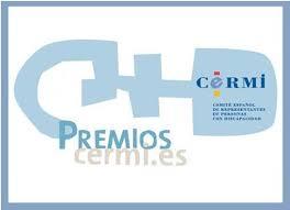 Imagen del logo de los premios Cermi.es