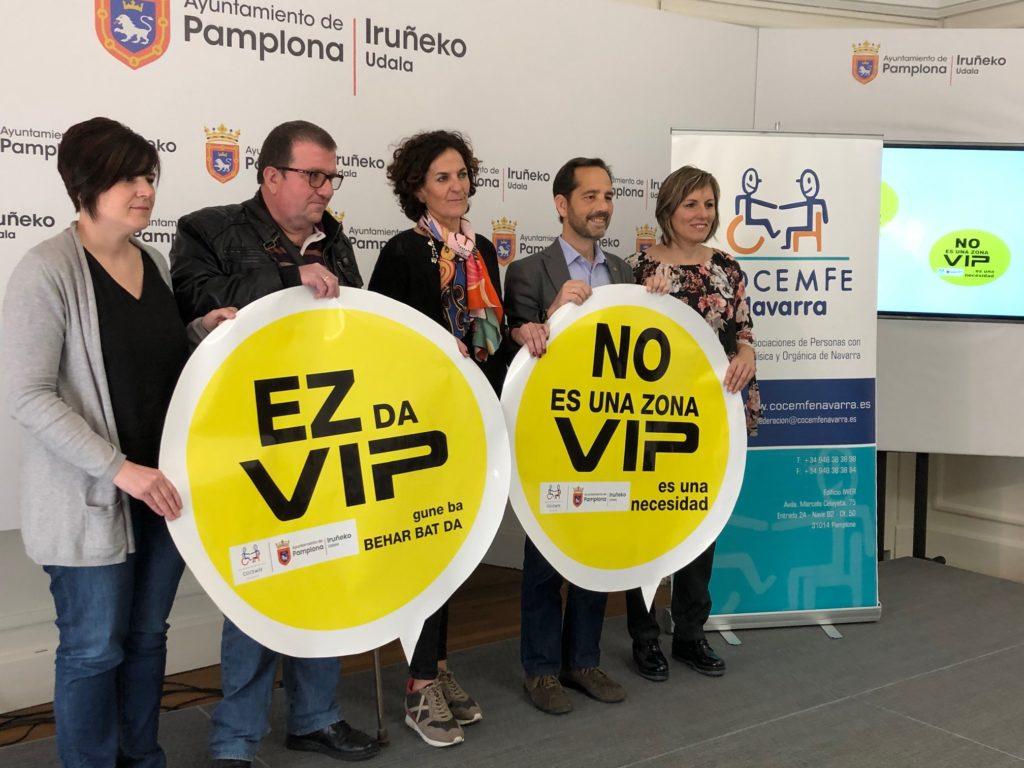 Imagen de la presentación de la campaña