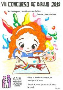 Cartel del concurso de dibujo