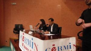 En la imagen Nerea Arana y Manuel Arellano