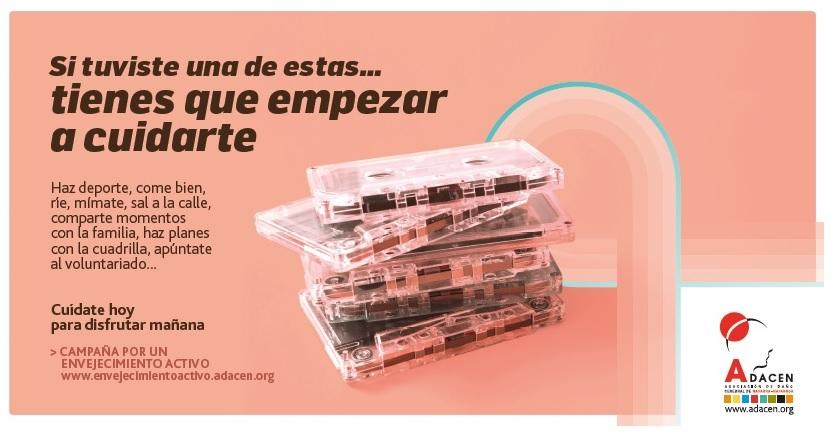 Imagen de uno de los carteles de la campaña.