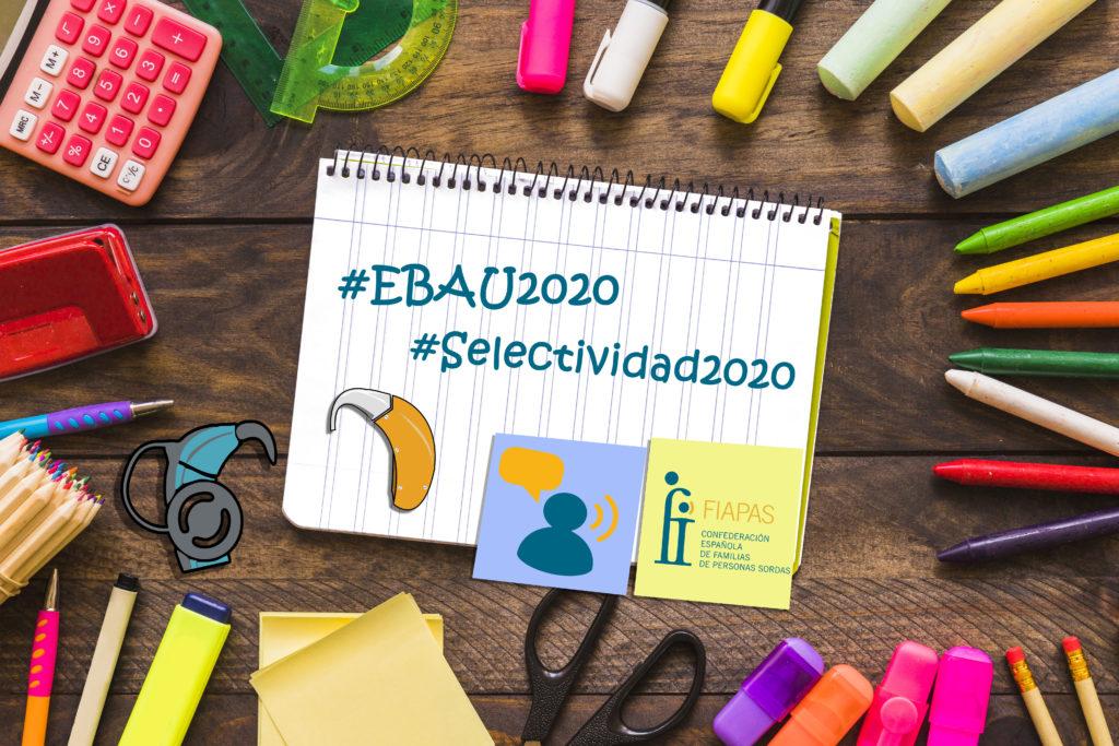 Imagen alusiva a la EBAU