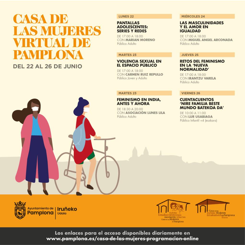 Imagen del programa en castellano
