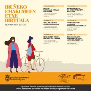 Imagen del programa en euskera