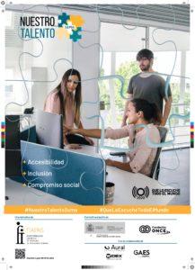 Cartel de la campaña de FIAPAS 2020