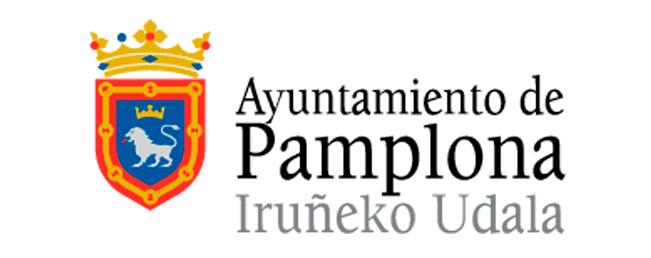 Logo del ayuntamiento de Pamplona