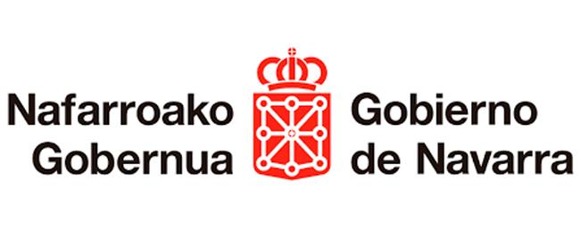 Logo Gobierno de Navarra. Ir a la web