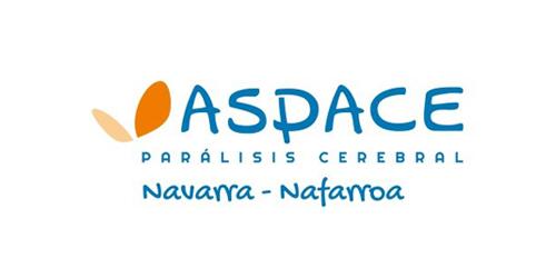 Imagen del logo de ASPACE