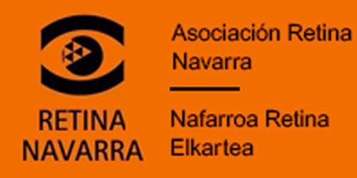 Logo RETINA NAVARRA
