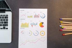 Imagen de gráficos estadísticos