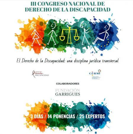 III CONGRESO NACIONAL DE DERECHO DE LA DISCAPACIDAD