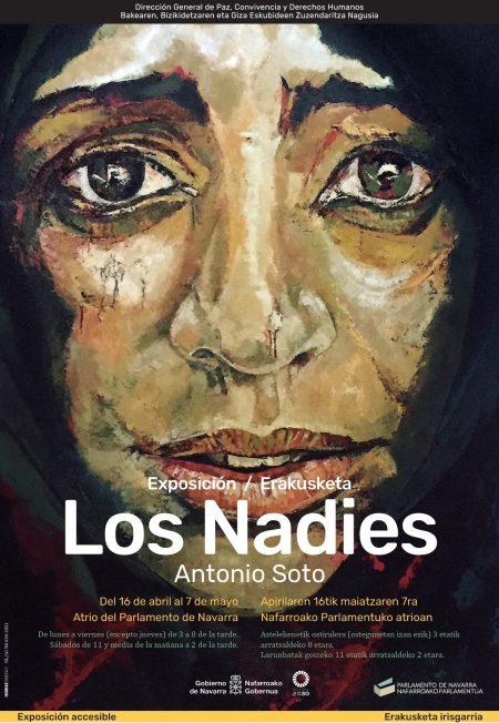 Exposición LOS NADIES erakusketa - ACCESIBLE