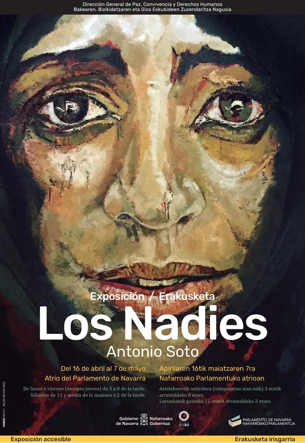 Imagen del cartel de la exposición