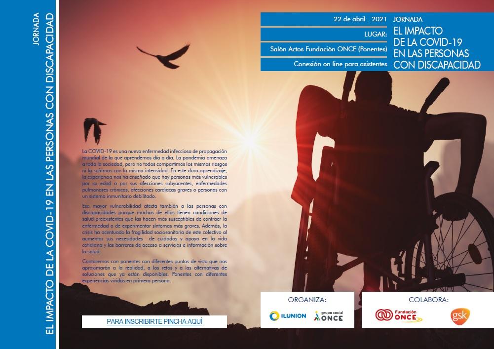Imagen de la portada del programa de la jornada