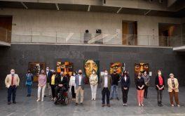 El Parlamento presenta el Informe sobre adaptación de la Legislación Foral al Convenio Internacional sobre los derechos de las personas con discapacidad