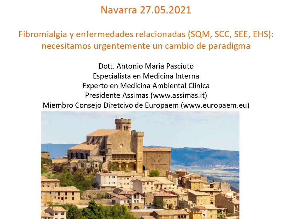 Imagen del cartel de la videoconferencia