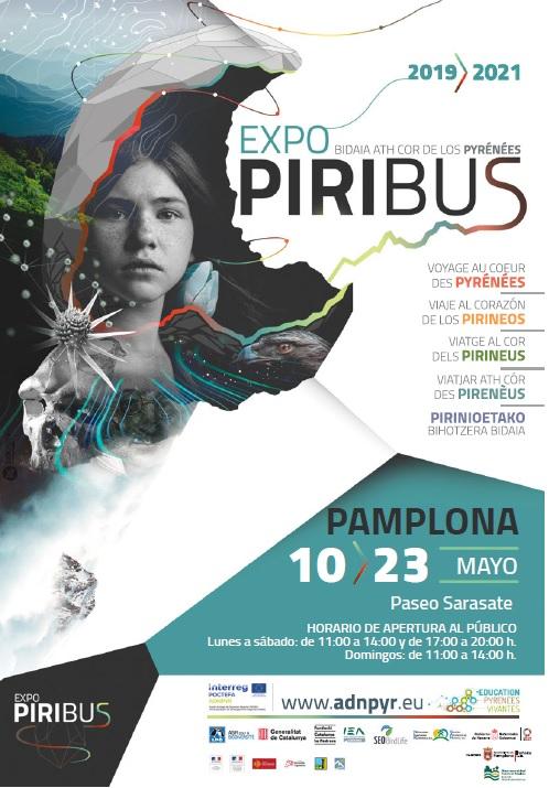 Imagen de la portada del programa de actividades del Piribus