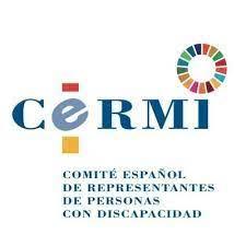 Imagen del logotipo del CERMI Estatal