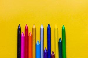 Imagen de unas pinturas de colores