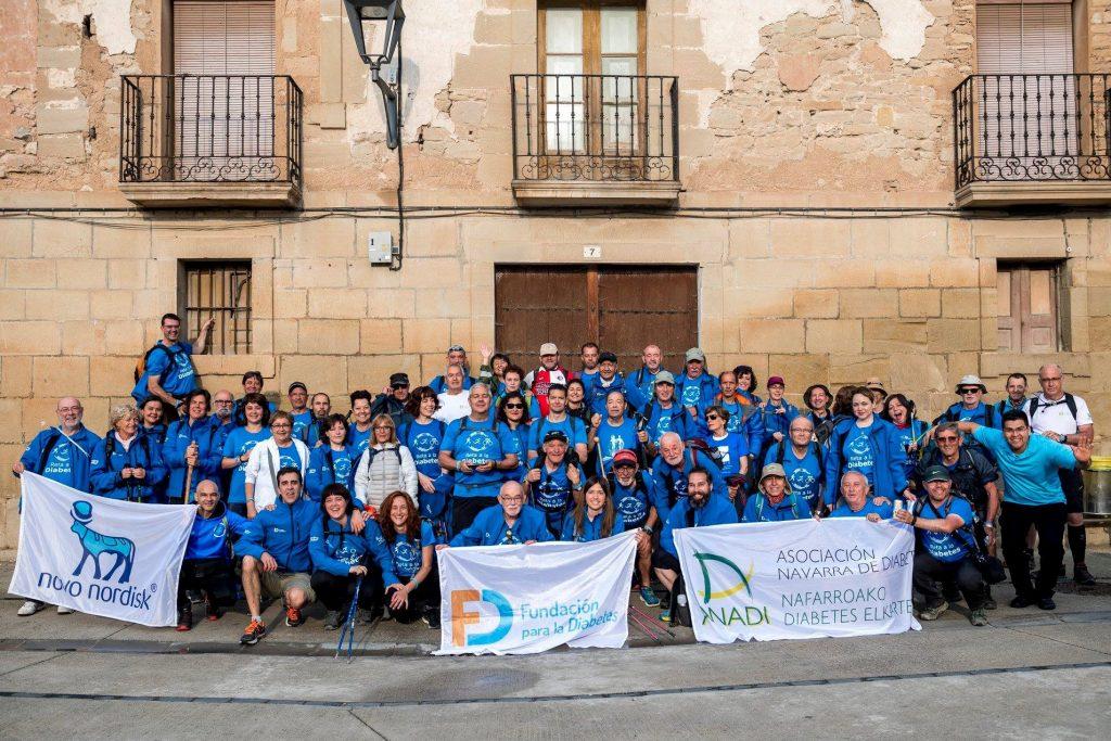 Imagen de un grupo de participantes en otra actividad de ANADI