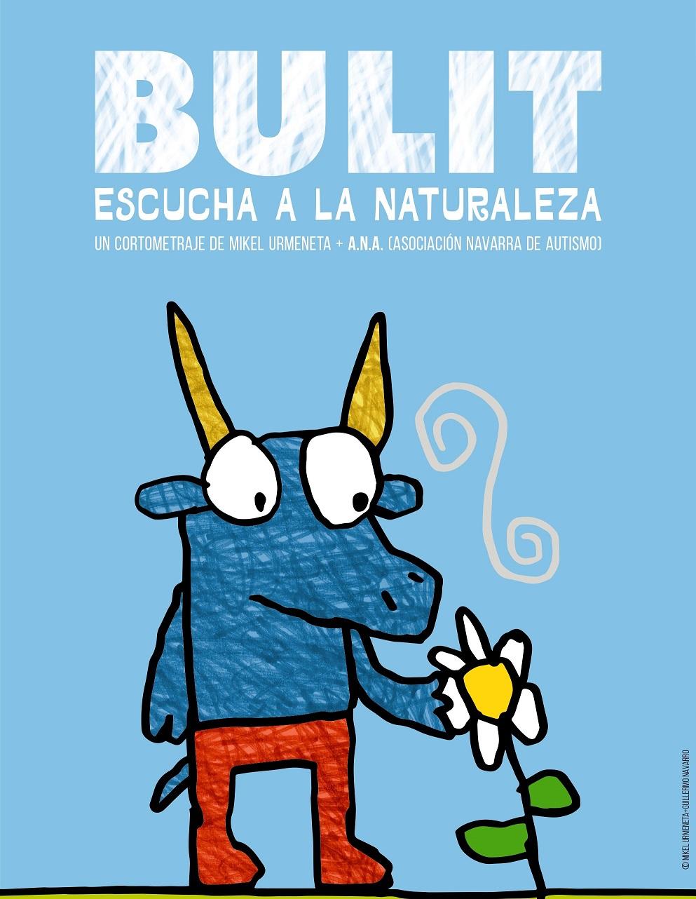 Imagen del cartel de Bulit, escucha a la naturaleza
