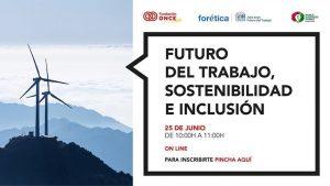 Imagen de la invitación al evento