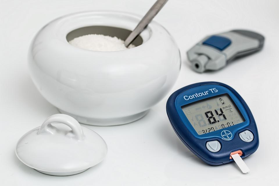 Imagen de medidores de glucosa en sangre