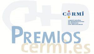 logotipo de los premios CERMI.ES