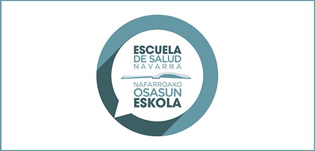 Logo de la Escuela de Salud de Navarra