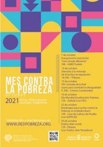Imagen del cartel de las actividades